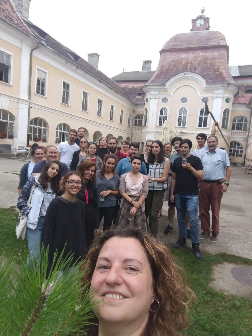 Parcuri360 la Castelul Teleki din Gornești – Mureș